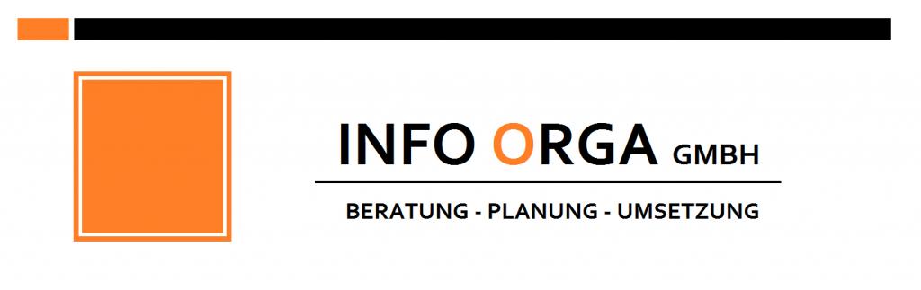 Logo Info-orga complete